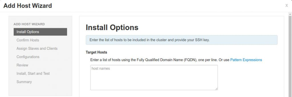 Adding Hosts to a Cluster