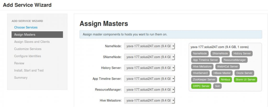 Assign Master